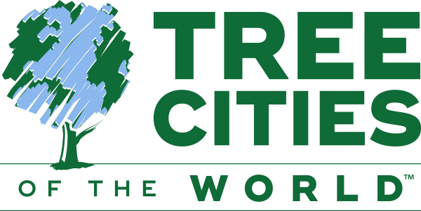 logo tree cities of the world