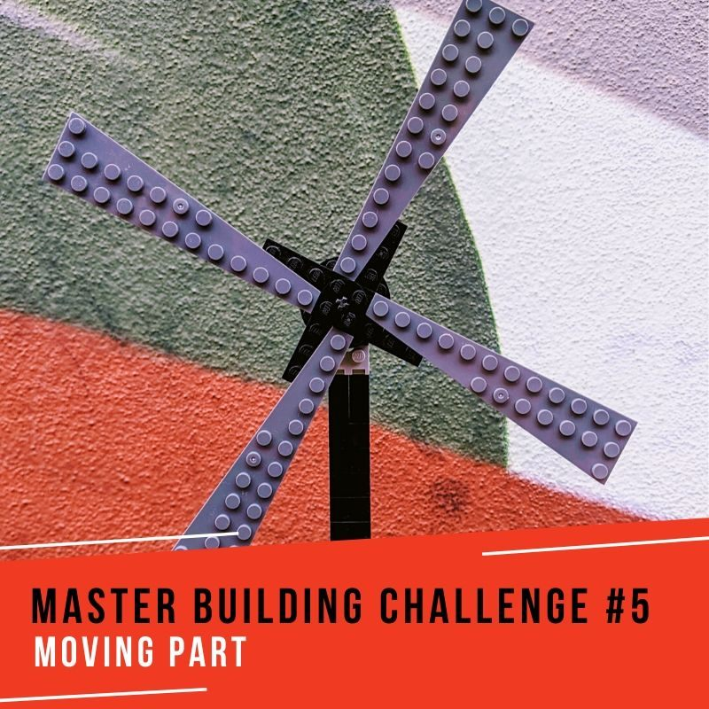 Master Building Challenge #5 Moving Part
