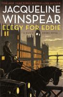 Jacqueline Winspear - Elegy for Eddie